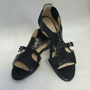 Italy AGL Attila Giusti Leombruni Leather Sandals