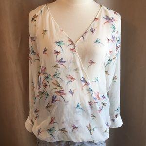 Tops - Zara Trafaluc Blouse Size 5