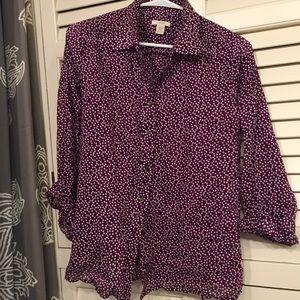 J Crew Tops - J. Crew Dress blouse