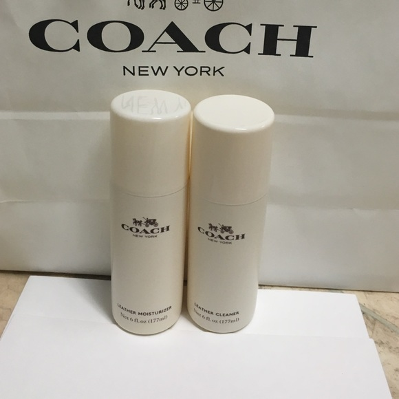 coach other coach leather cleaner moisturizer - Coach Cleaner