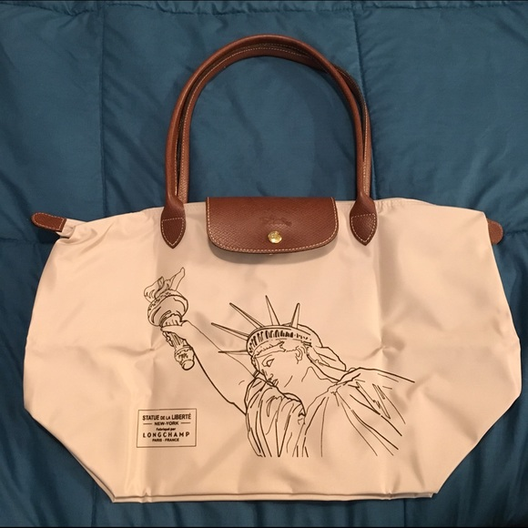 Longchamp Statue Of Liberty