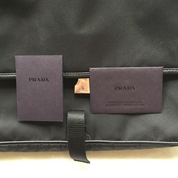 prada bags and prices - 63% off Prada Handbags - Authentic Prada Messenger Bag from ...