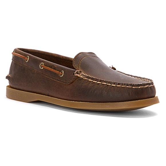 Women s Sperry Milton Slip On Loafers in Brown