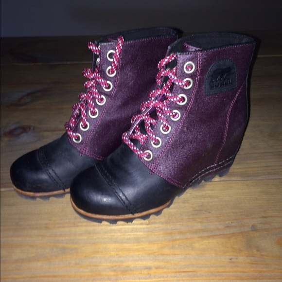 04a6d31a257 Sorel 1964 wedge boot Dahlia. M 56e85abe9c6fcfa89f008196