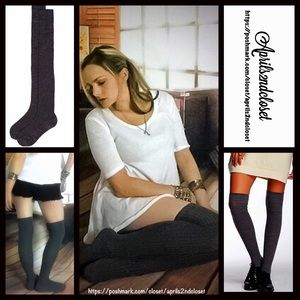 TALL BOOTS SOCKS Over The Knee