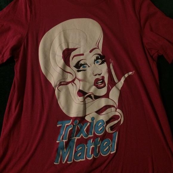 Trixie Mattel t shirt