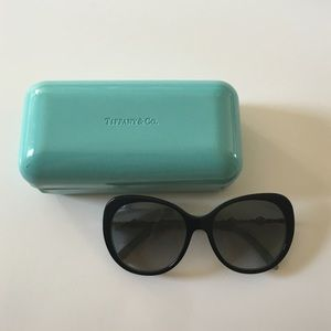 Tiffany & Co. Accessories - Tiffany & Co. Swarovski Crystal Sunglasses