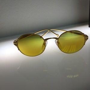 Gianfranco Ferre Accessories - Gianfranco Ferre gold sunglasses BRAND NEW
