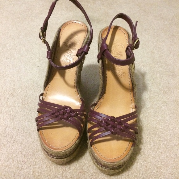 naughty monkey Shoes - Wedge sandals