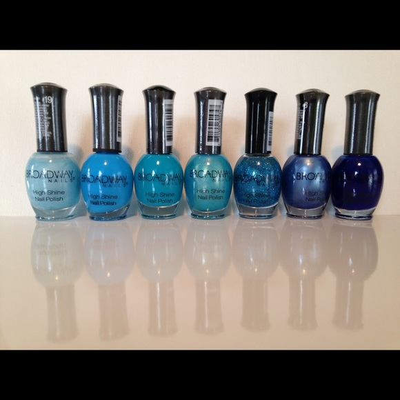 Broadway Nails Other | Nail Polish Bundle | Poshmark