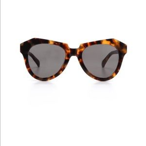 Karen Walker Accessories - Number one tortoiseshell sunnies
