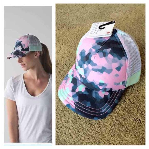 4d1049b5 lululemon athletica Accessories | Rarenwt Lululemon Whats Up Hat ...