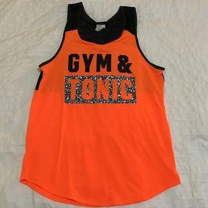 ❌GIFTED❌Gym and tonic tank!