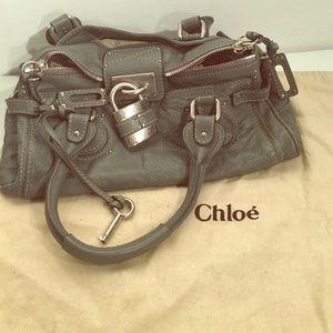Authentic Chloe paddington bag.