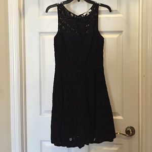 BB Dakota black dress size 4 NWT