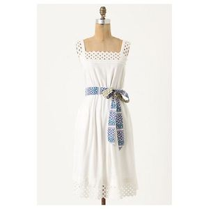 Anthropologie Canopy Lookout Dress