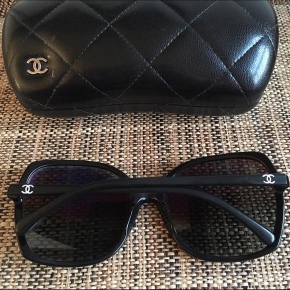 21e30f7a9d Gold Square Sunglasses A71254L3953UNI Source · CHANEL Accessories Large Square  Sunglasses Poshmark
