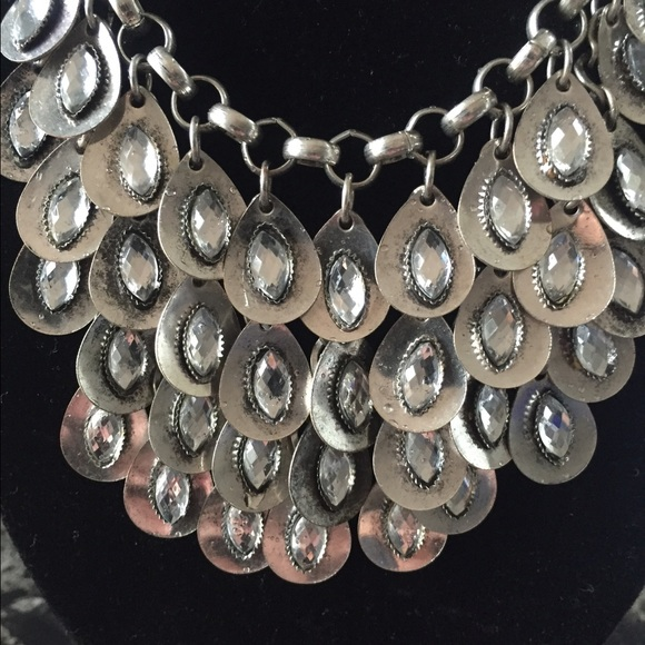 premier designs premier jewelry silver necklace from
