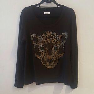 Lauren moshi pullower sweatshirt