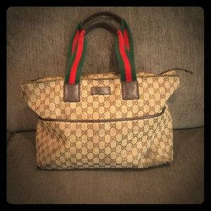 Women's Gucci Beach Bag on Poshmark