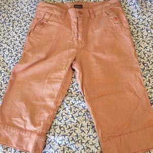 Royal Robbins Pants - Royal Robbins stripe capris