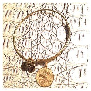 Angelica Jewelry - Angelica Cheerleader Gold Bracelet.