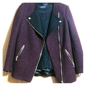 FOREVER 21 COAT SIZE SMALL