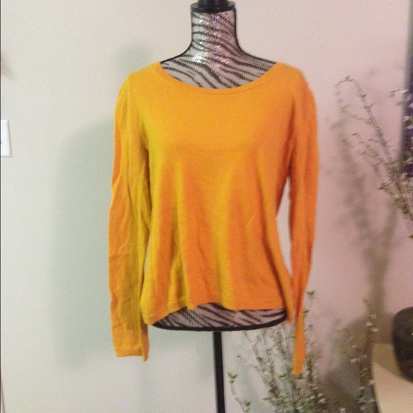87% off GAP Sweaters - 🌟SALE🌟Mustard yellow sweater from Katy's ...