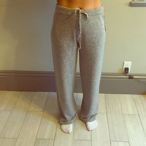 Brand new, never been worn, 100% cashmere pants