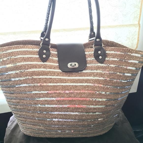 50% off Handbags - Beautiful beach bag. from Cathy's closet on ...