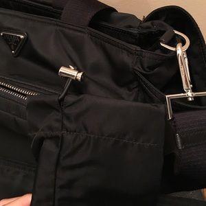 0f265766e1a0 Prada Bags | Diaper Bag Gently Used With Box And Receipt | Poshmark