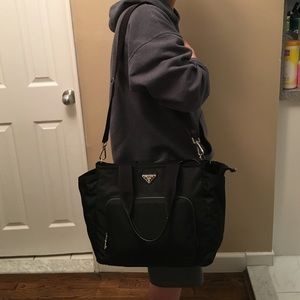435d1ad92480 ... uk prada bags diaper bag gently used with box and receipt. 82fa4 52c3f