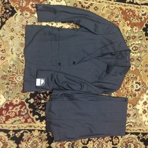 Ermenegildo Zegna wool suitNWT, used for sale