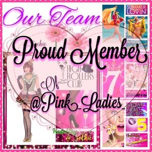 ❤️PROUD MEMBER OF @pink_ladies_❤️