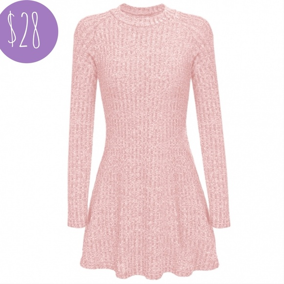 Coolkiidsdance - Light pink sweater dress from Gaby's closet on ...