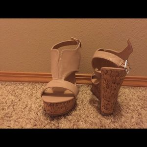 anne marie Shoes - wedge heel