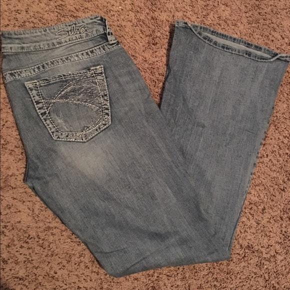 50% off Silver Jeans Denim - Eden Silver Jeans from Valen&39s closet