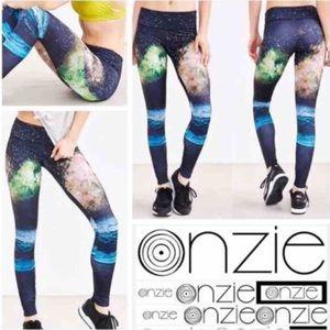 Onzie Pants - Onzie Space Galaxy Workout Leggings