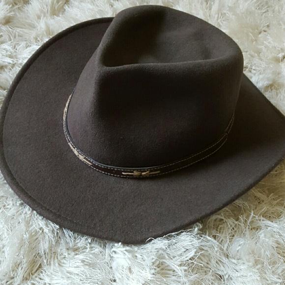 0c70bb16f4b Dorfman Pacific Scala Accessories - Dorfman Pacific Scala four season felt  outback hat