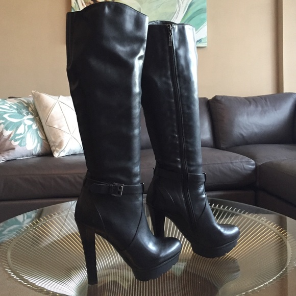 hot sales details for fast delivery Guess Shoes | Platform Boots | Poshmark