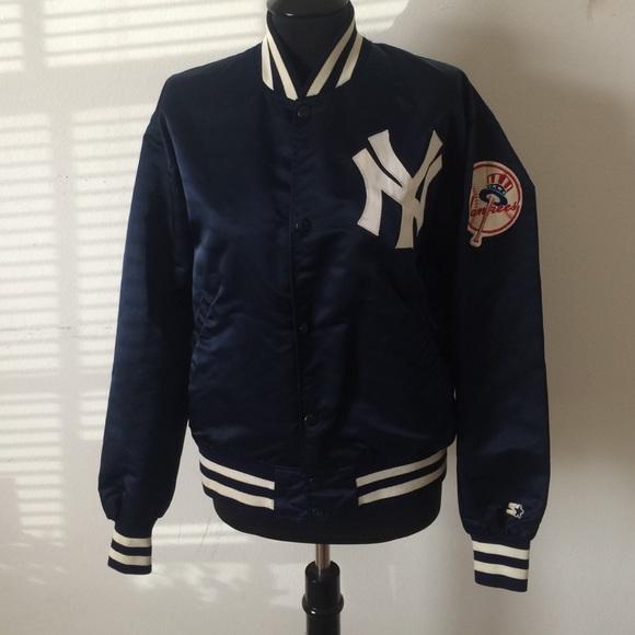 057c07f4f32 Starter brand New York Yankees navy blue jacket