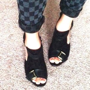 Tibi Shoes - Tibi New York black shoes