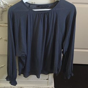 Zara blouse bought in Europe