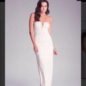 ISO this Bebe maxi dress