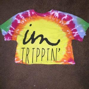 indie I'm trippin' shirt