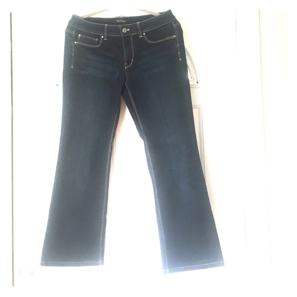 80% off White House Black Market Denim - Cute Bootcut Jeans from ...