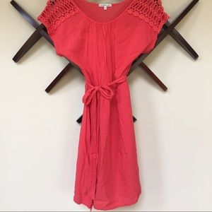Charlotte Russe Coral Sundress
