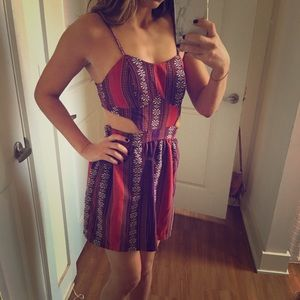 MINKPINK tribal dress from nasty gal