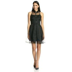 Eva Franco Dresses & Skirts - NWT Eva Franco organza tuxedo dress