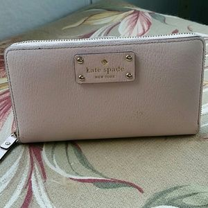kate spade Neda Wellesley Leather Wallet